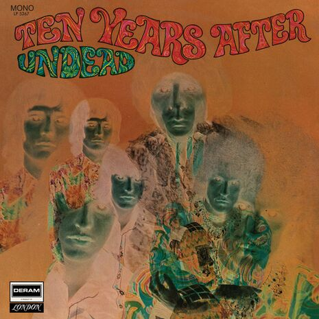 TEN YEARS AFTER UNDEAD ( SUNDAZED USA)
