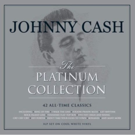 THE PLATINUM COLLECTION - JOHNNY CASH