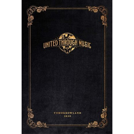 TOMORROWLAND 2020 - MEDIA BOOK BOX SET