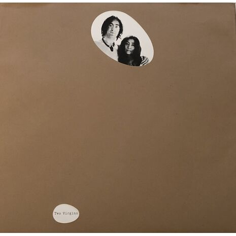 TWO VIRGINS - RE-ISSUE