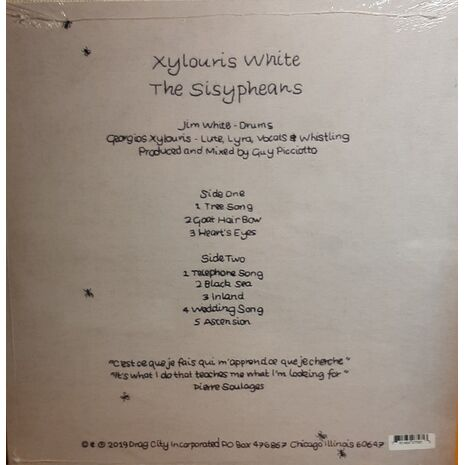 THE SISYPHEANS