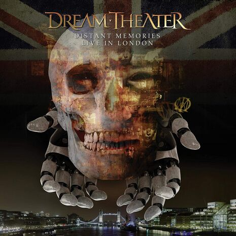 Distant Memories - Live In London - CD and Bluray Special Edition