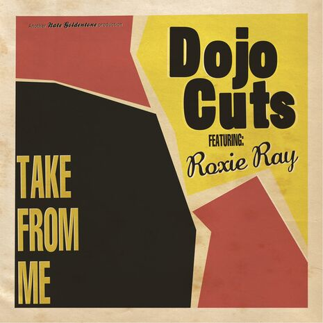 TAKE FROM ME - VERY LIMITED RE-PRESS 500 COPIES WORLD WIDE !
