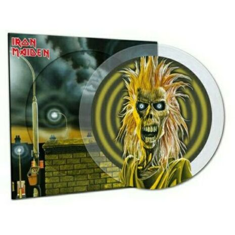 IRON MAIDEN (40 ANNIVERSARY - PICTURE DISC)