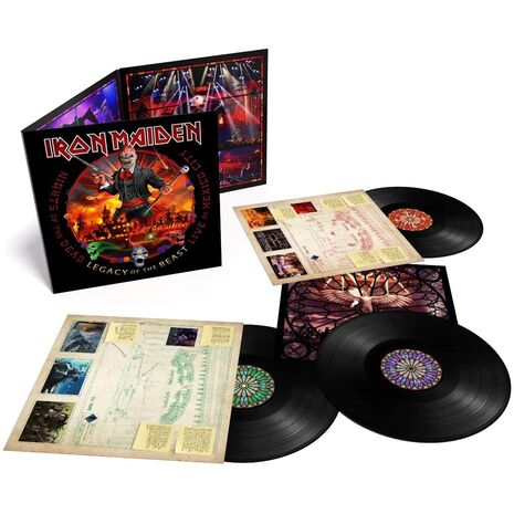 NIGHTS OF THE DEAD  - 3LP