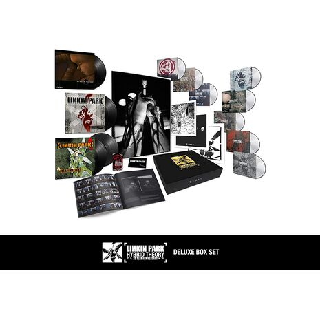 HYBRID THEORY - 20TH ANNIVERSARY COLLECTOR'S EDITION
