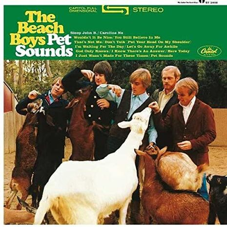 PET SOUNDS - 50TH ANNIVERSARY EDITION