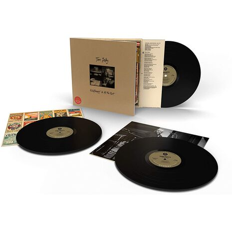 WILDFLOWERS & ALL THE REST (3LP LIMITED) - IMPORT COPY