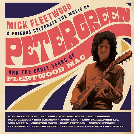 Celebrate the Music of Peter Green and the Early Years of Fleetwood Mac - 2xCD