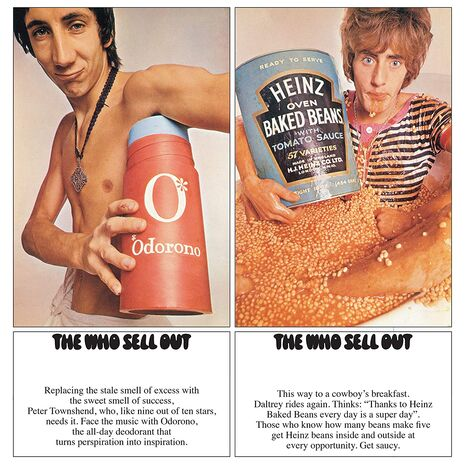 The Who Sell Out - Super  Deluxe Box 5xCD + 7''