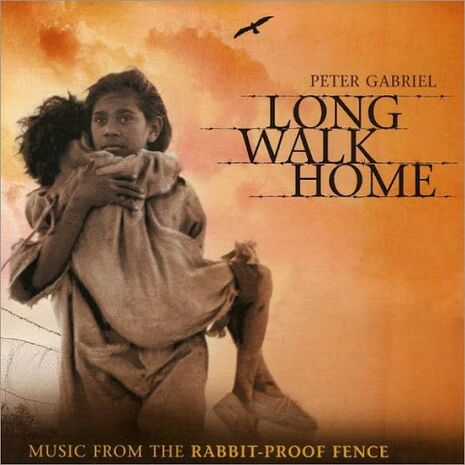 Rabbit Proof Fence - Music by Peter Gabriel, reissue