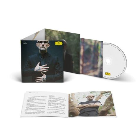 Reprise - Special Limited Edition Deluxe CD - 6 page digipak.