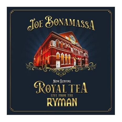 Now Serving:Royal Tea Live From the Ryman - 28pgs booklet