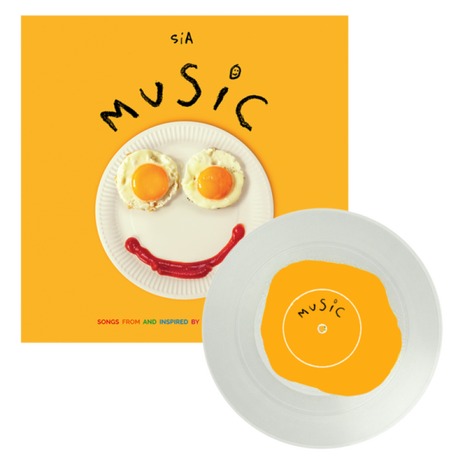 Music - Limited Silver Vinyl