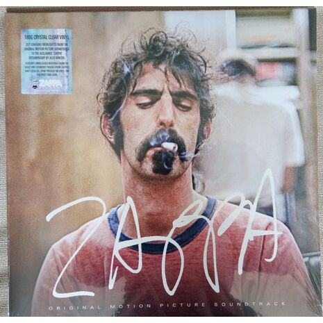 ZAPPA - Limited Crystal Clear