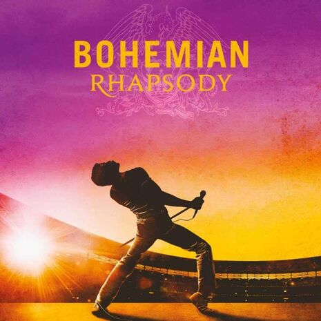 Bohemian Rhapsody -OST - ORIGINAL QUEEN RECORDINGS FROM THE SOUNDTRACK OF THE MOVIE