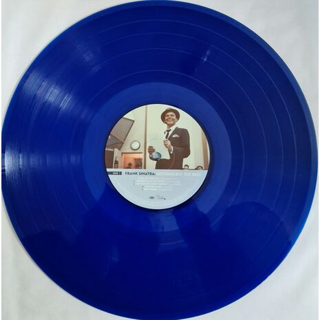 NOTHING BUT THE BEST - LTD EDITION BLUE & CLEAR VINYL