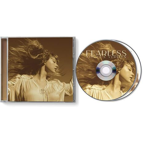 FEARLESS - TAYLOR'S VERSION