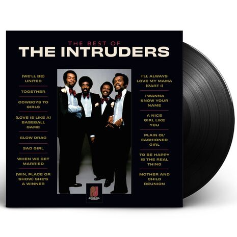 THE BEST OF THE INTRUDERS
