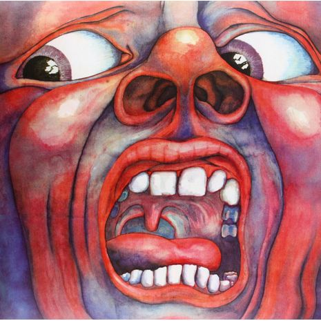 IN THE COURT OF THE CRIMSON KING -HQ-GATEFOLD