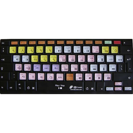 KEYBOARD COVER PRO TOOLS