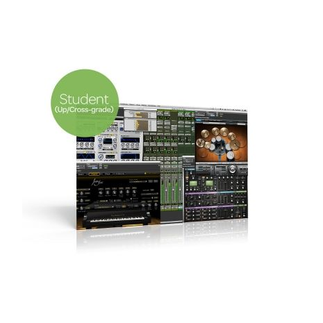 PRO TOOLS 11 XGD FROM PT MP STUDENT