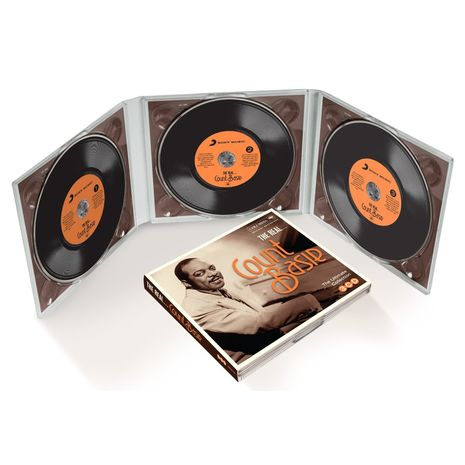 THE REAL...COUNT BASIE (BOX SET)