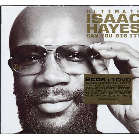 ULTIMATE ISAAC HAYES ** LIMITED