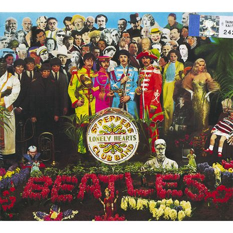 SGT.PEPPERS LONELY HEART CLUB BAND