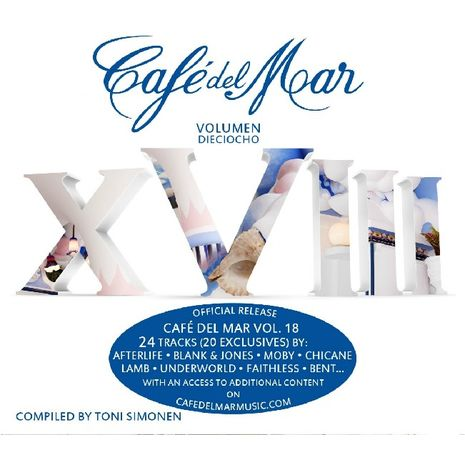 CAFE DEL MAR VOL.18