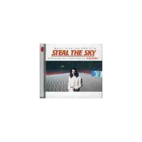 STEAL THE SKY-OST