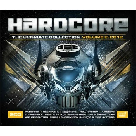 HARDCORE THE ULTIMATE COLLECTION VOL.2 2012