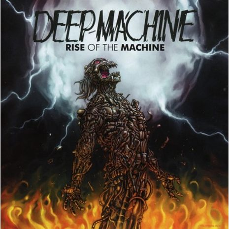 RISE OF THE MACHINE