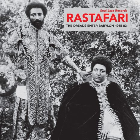 RASTAFARI - THE DREADS ENTER BABYLON 1955-83